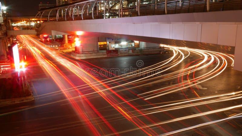 Niedrige Geschwindigkeit stockfoto