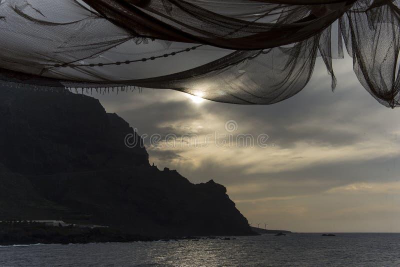 Niedrige Insel stockfotografie