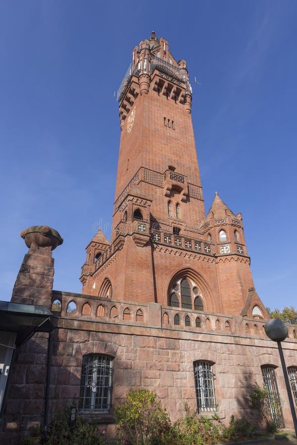 Niedrige Winkelsicht Grunewald-Turms stockfotografie