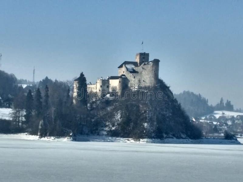 Niedzica, Polonia, imagen de archivo