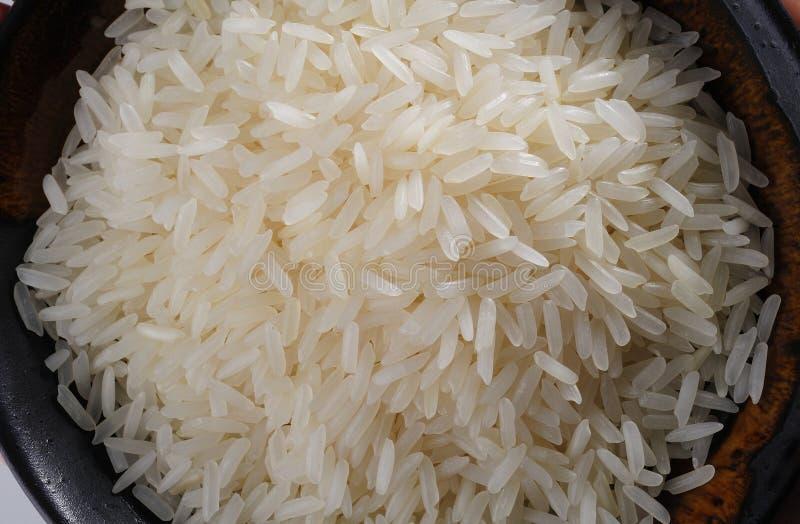niegotowane ryżu zdjęcie stock