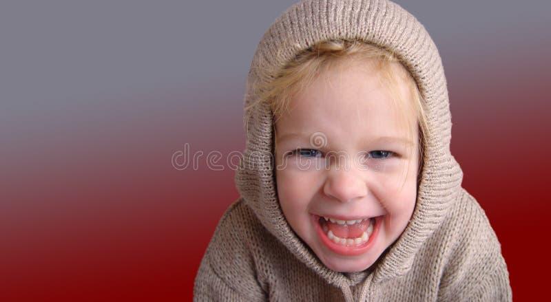 Download Niegrzeczna dziewczynka zdjęcie stock. Obraz złożonej z śmiech - 142002