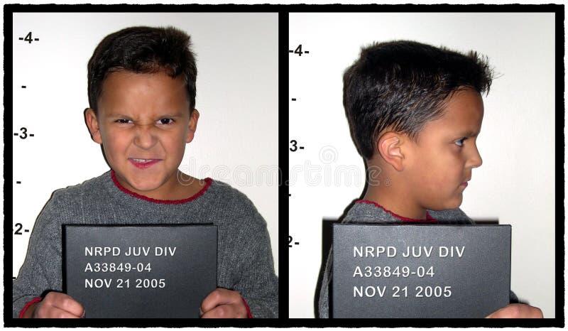 Nieletni M Obrazy Royalty Free