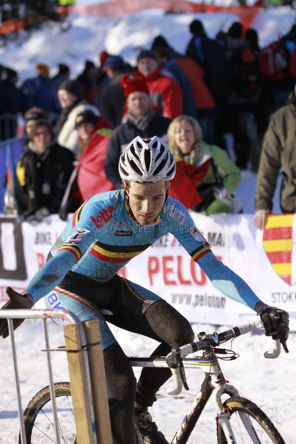 Download Niels Albert - Estrela Mundial Do Esporte Em Bélgica Foto de Stock Editorial - Imagem de esporte, albert: 12800913