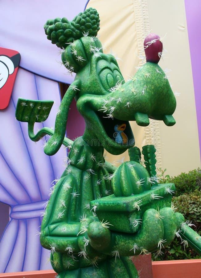 Niemądra statua zdjęcia royalty free