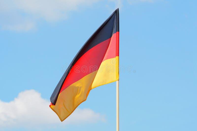 niemcy bandery obrazy royalty free