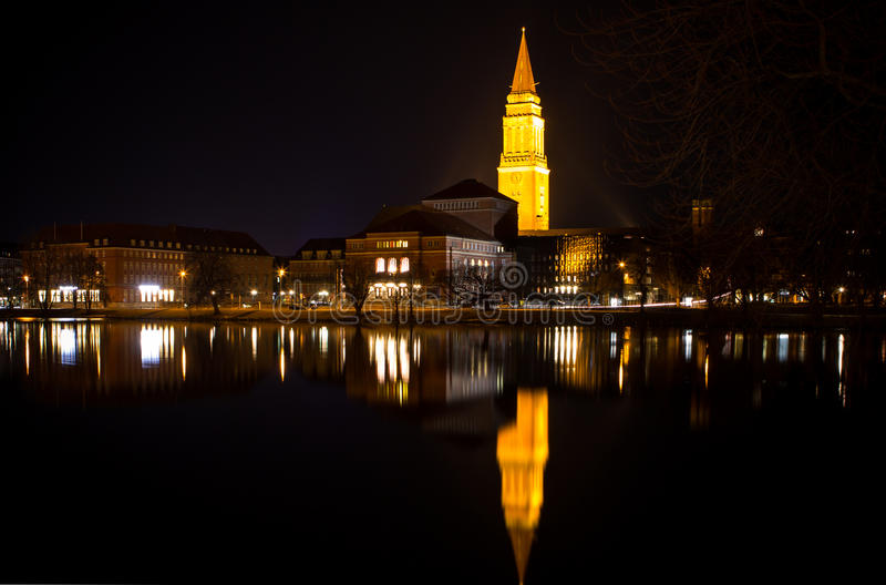 Niemcy Kiel zdjęcie stock