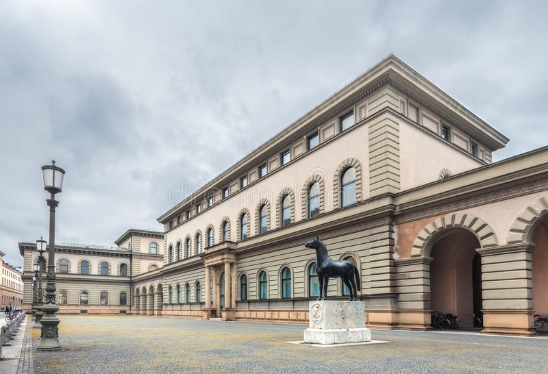 Niemcy, Monachium Stanów archiwa obrazy royalty free