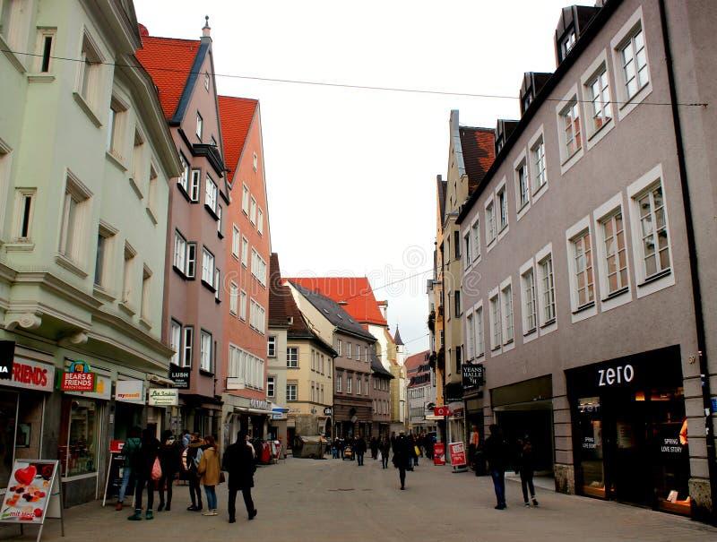 Niemcy, Munchen obraz royalty free