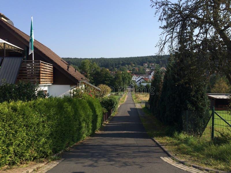 Niemcy ulicy zdjęcia stock