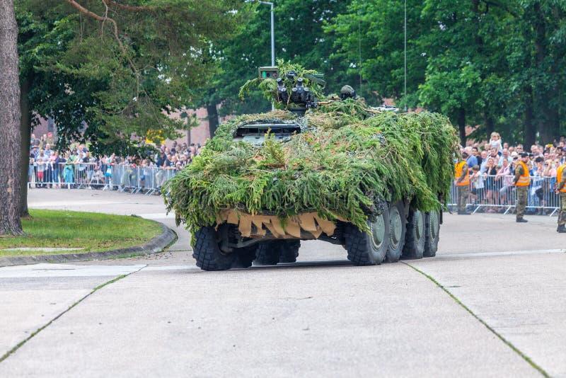 Niemiec pojazdu bojowego GTK opancerzony bokser zdjęcie royalty free