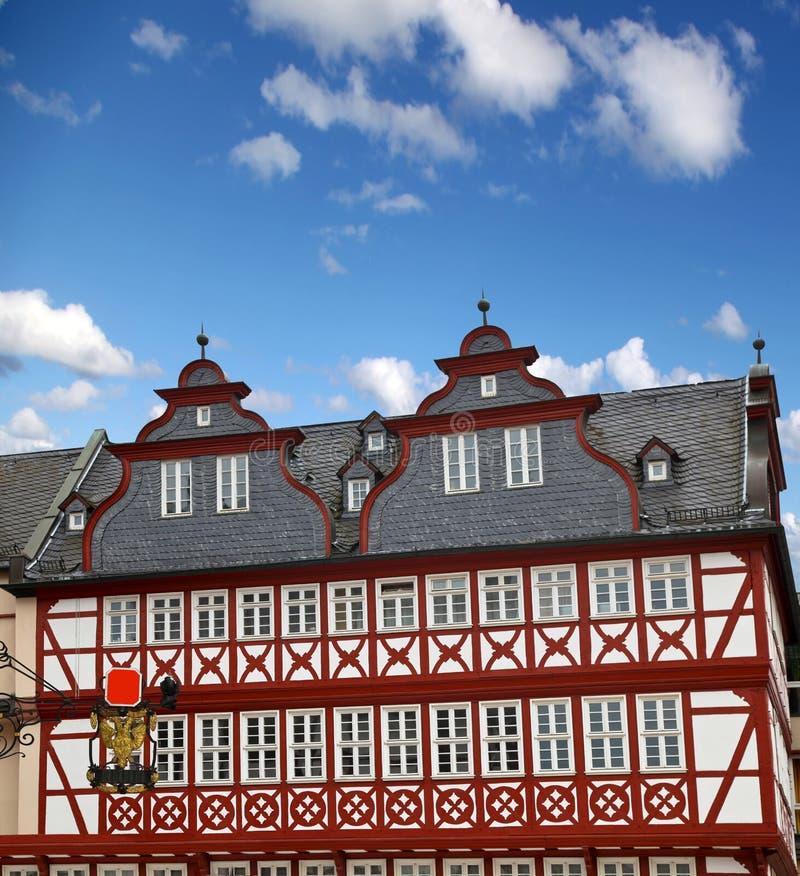 Niemiec styl fotografia stock