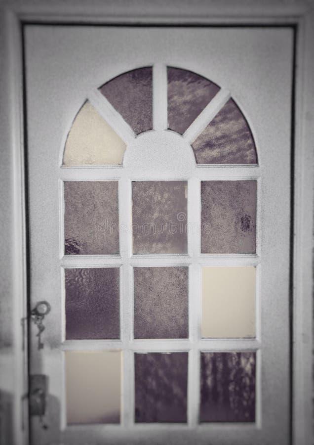 Niemy drzwi obrazy stock
