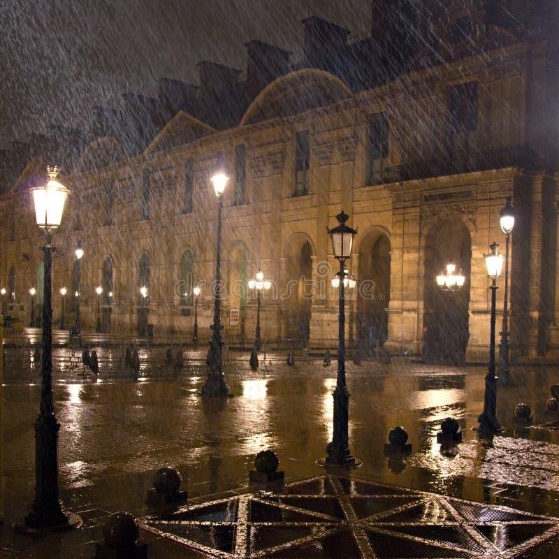 Niemy Streetlamp zdjęcie stock