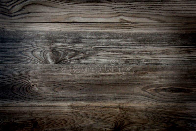 Nieociosana drewniana tło tekstura obraz royalty free