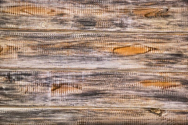 Nieociosanej stajni sztuki tekstury tapety drewniany tło zdjęcie stock