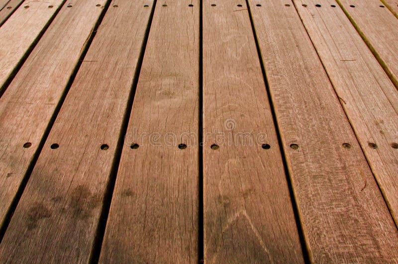 Nieociosany Drewniany Kruszcowy tło obrazy stock