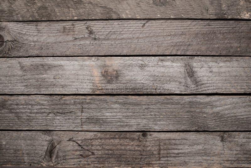 Nieociosany drewniany stół zdjęcie stock