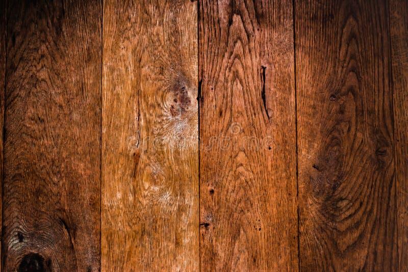 Nieociosany drewnianych desek t?o obraz royalty free