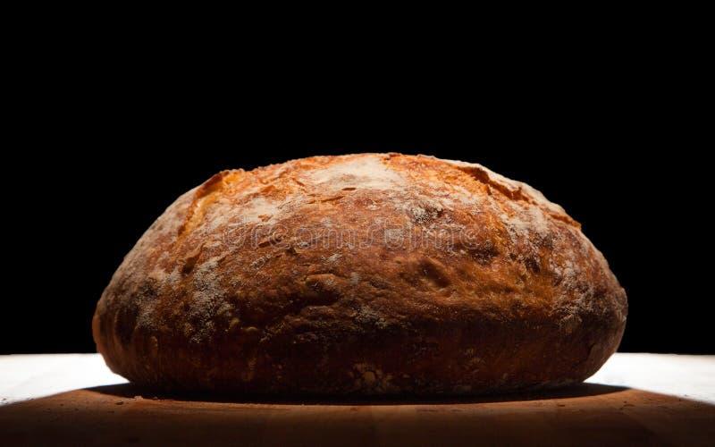 Nieociosany sourdough chleb obrazy royalty free