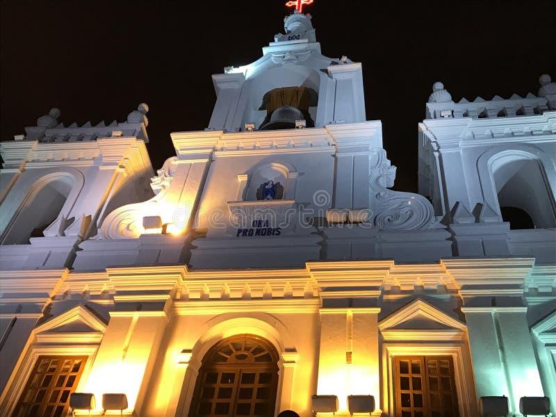niepokalany kościelny poczęcie zdjęcie royalty free