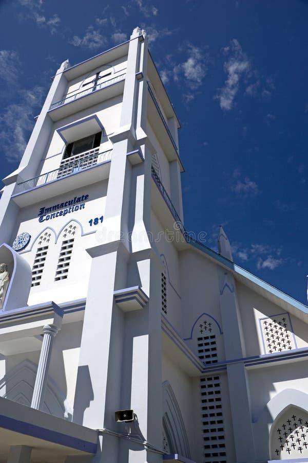niepokalany kościelny poczęcie zdjęcie stock