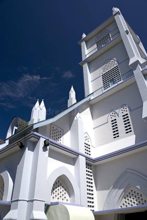 niepokalany kościelny poczęcie obraz royalty free