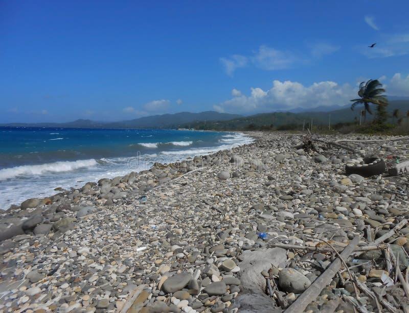 Nieporuszony Dla plaży zdjęcia stock