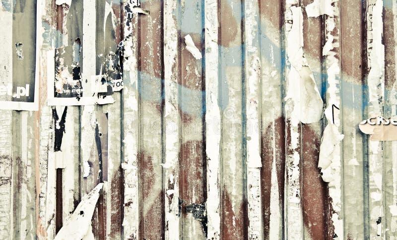 nieporządna ściana zdjęcia stock