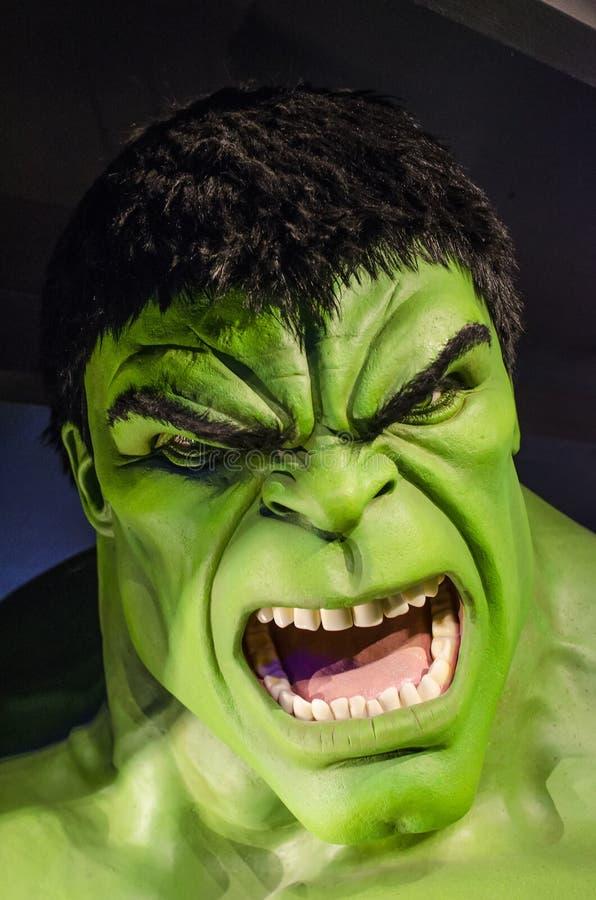 Nieprawdopodobny hulk zdjęcie stock