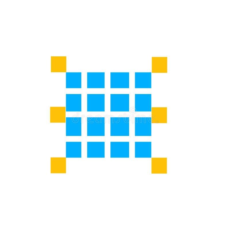 Nieprzezroczystości ikony wektoru znak i symbol odizolowywający na białym tle, nieprzezroczystość logo pojęcie ilustracja wektor