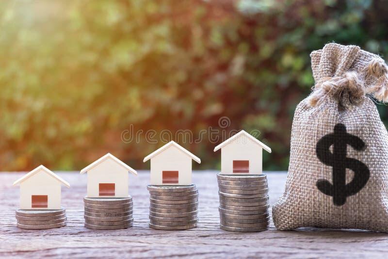 Nieruchomości inwestycja, kredyt mieszkaniowy, hipoteka, lokalowy pojęcie obrazy royalty free