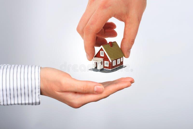 Nieruchomość. obraz stock