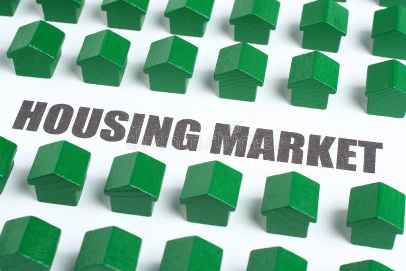 nieruchomości rynek budownictwa mieszkaniowego real fotografia stock