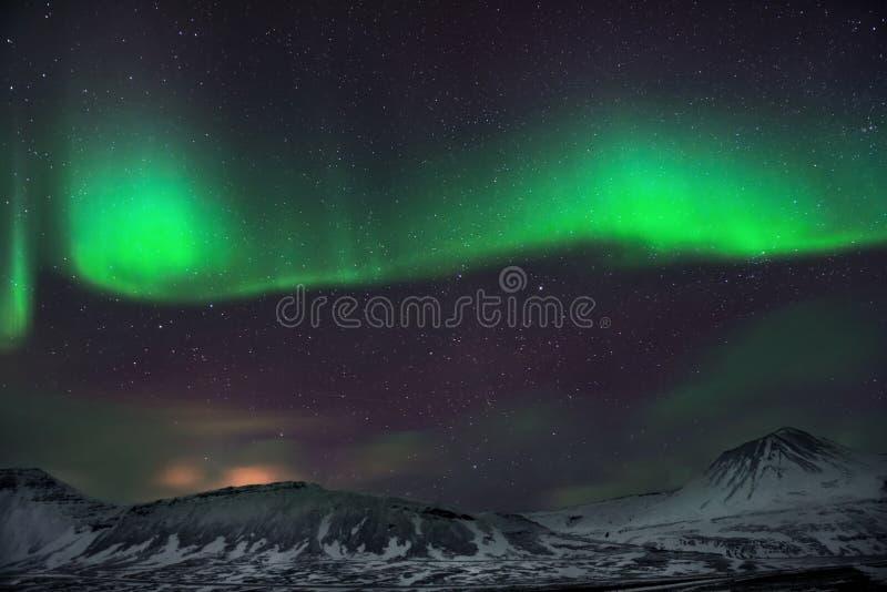 Niesamowita Islandia fotografia royalty free