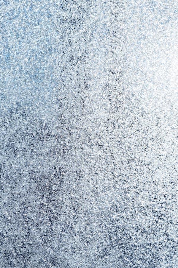 Niesamowite tło lodu obraz stock