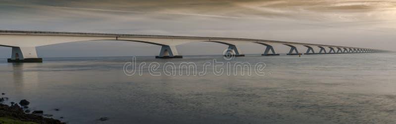 nieskończoność bridge fotografia stock