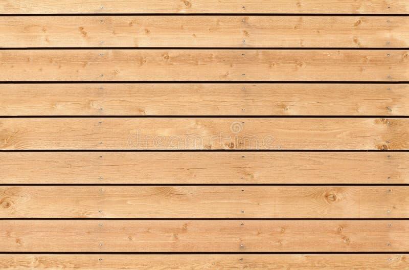 Niet gekleurde nieuwe houten muur naadloze textuur als achtergrond royalty-vrije stock afbeeldingen