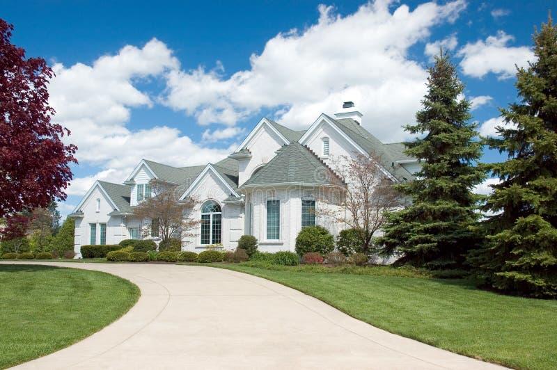 Nieuw Huis 117 stock afbeelding