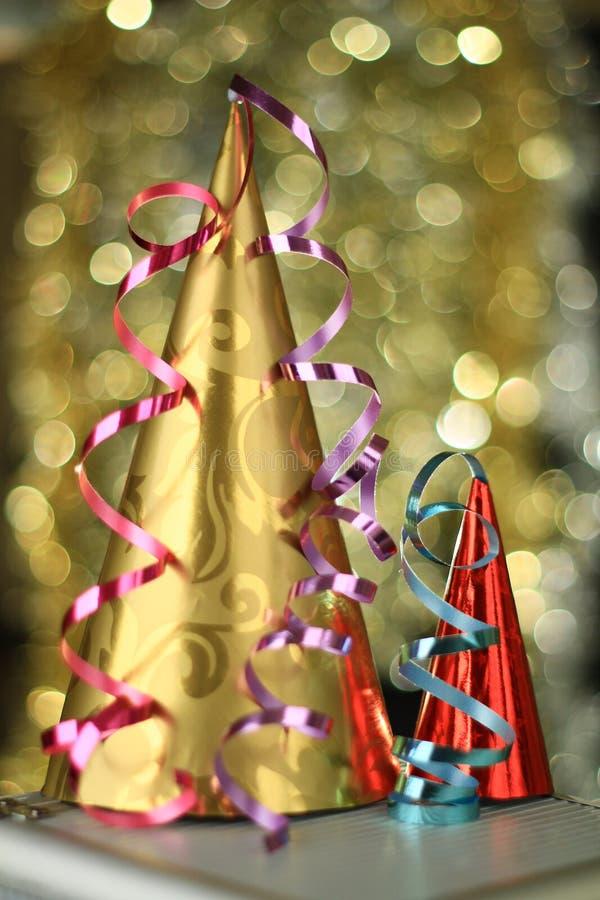 Nieuw jaar 3 stock fotografie