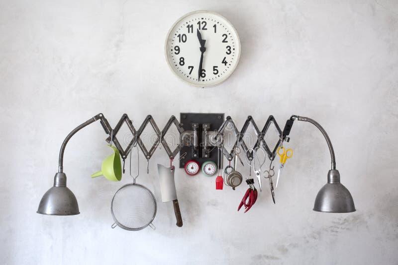 Nieuw keukendetail stock fotografie