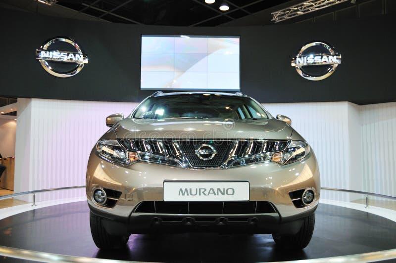 Nieuw Nissan Murano stock fotografie