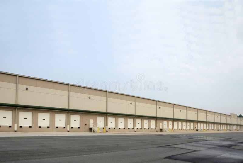 Nieuw Pakhuis royalty-vrije stock fotografie