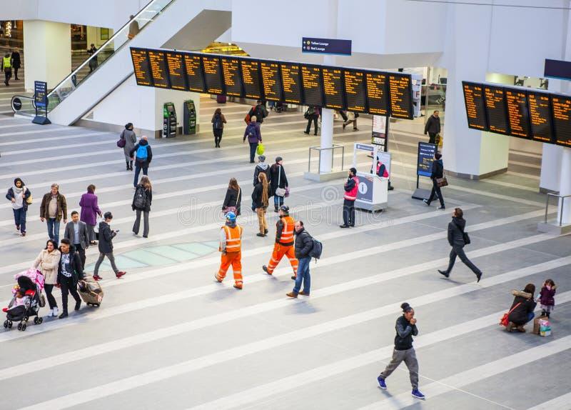 Nieuw Straatstation Birmingham royalty-vrije stock foto