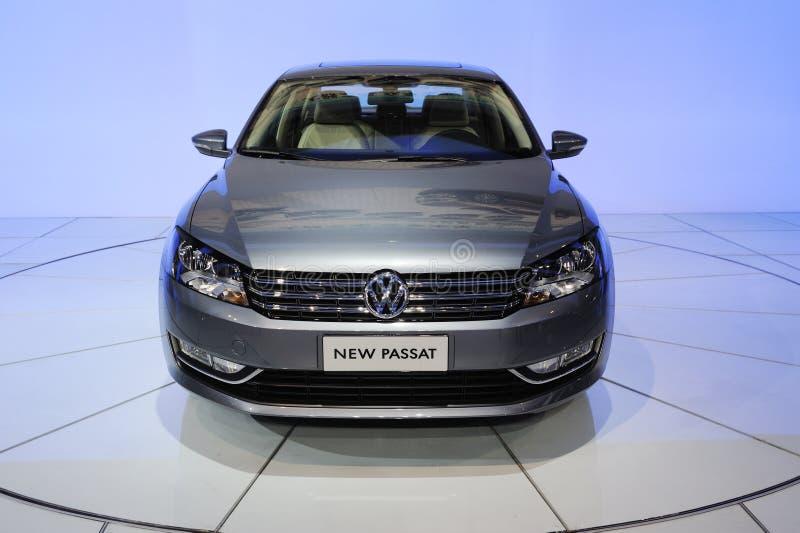 Nieuw Volkswagen Passat royalty-vrije stock fotografie