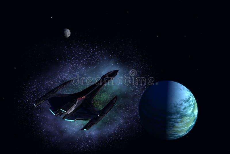 Nieuw wereld nieuw begin vector illustratie