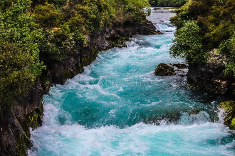 Nieuw Zeeland in de zomer stock afbeelding