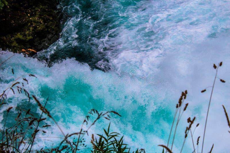 Nieuw Zeeland in de zomer stock foto's