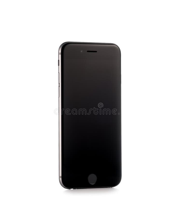 Nieuwe Apple-iPhone 6 Front Side stock foto