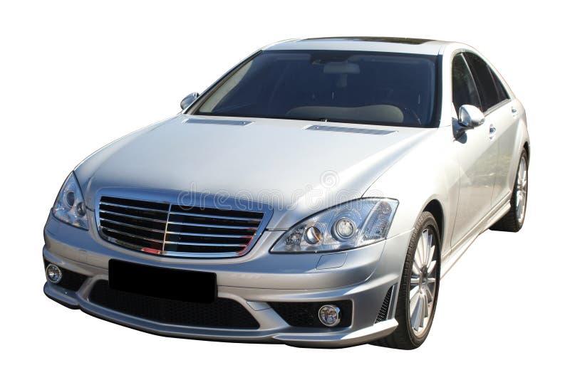 Nieuwe auto royalty-vrije stock foto